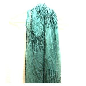 MANAOLA silk scarf